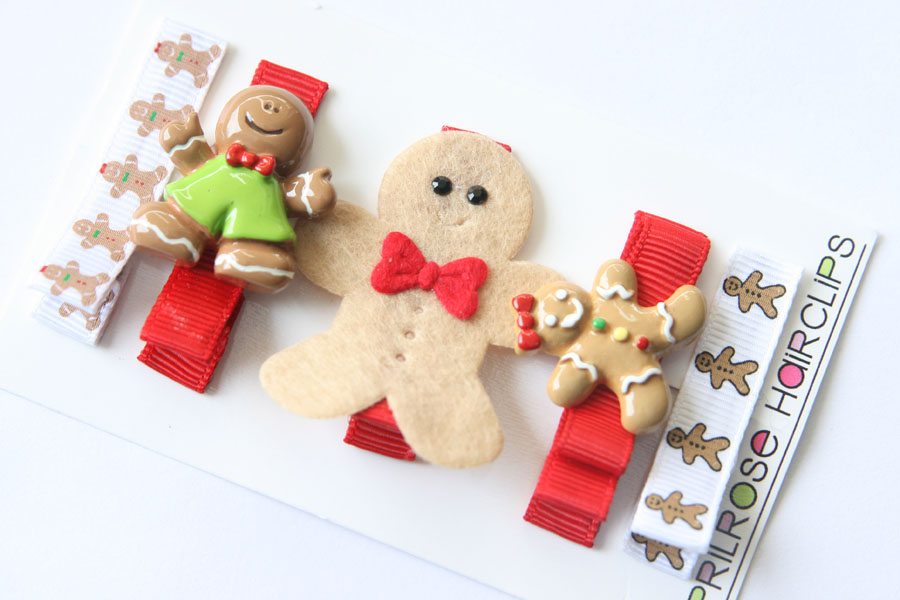 $10 Gingerbread Gift Set with bonus packaging