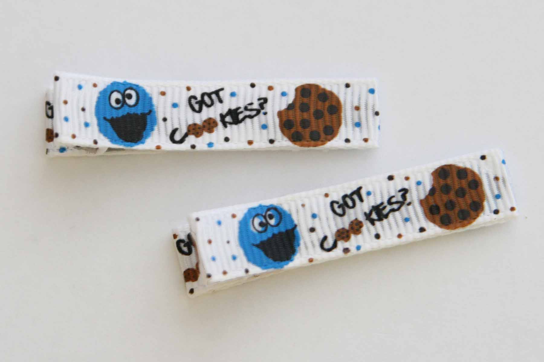Cookie Monster Clippies