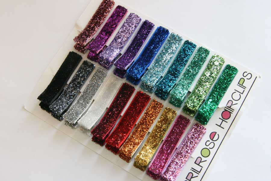 Glitter Clippies